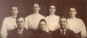 Family Circa 1900