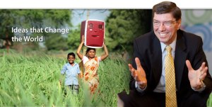 Clay Christensen and Ideas That Change The World