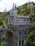 Las Lajas Sanctuary, Ipiales, Colombia