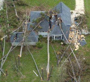 St. Tammany Katrina Clean-up