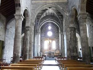 Basilica dei Fieschi in San Salvatore di Cogorno, Italy