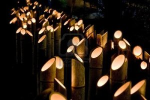 Festival of Japan, Bamboo Light