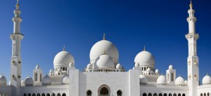 The Sheikh Zayed Grand Mosque is seen as a construction to 'unite the world'