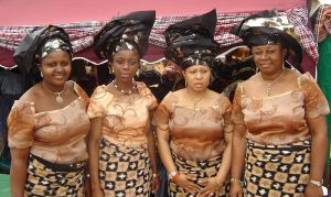 Women from Nigeria