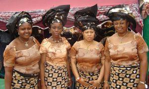 Women from Nigeria