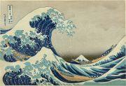 """Great Wave Off Kanagawa"", Hokusai (1829-32)"