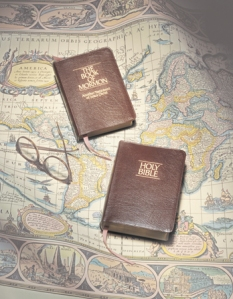 Open Canon: Bible and Book of Mormon