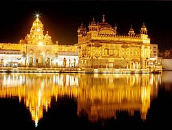 Holy Places To Those Of Us Who Happen To Be Sikhs