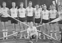 The 1936 Varsity Crew, University of Washington