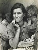 Migrant Mother, Nipomo, California, 1936 by Dorothea Lange