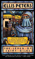 The Leper of Saint Giles, by Ellis Peters