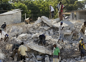 Haiti Earthquake, Disaster Relief