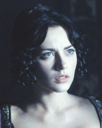 Mercédès Iguanada, portrayed by Dagmara Dominczyk